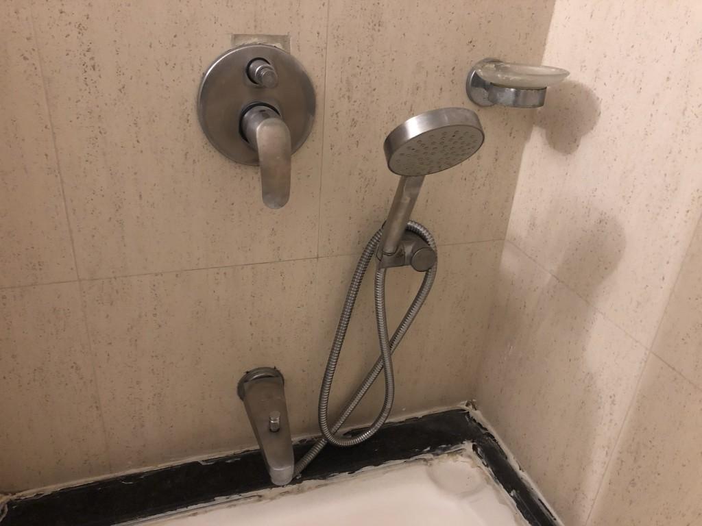 インド シャワー