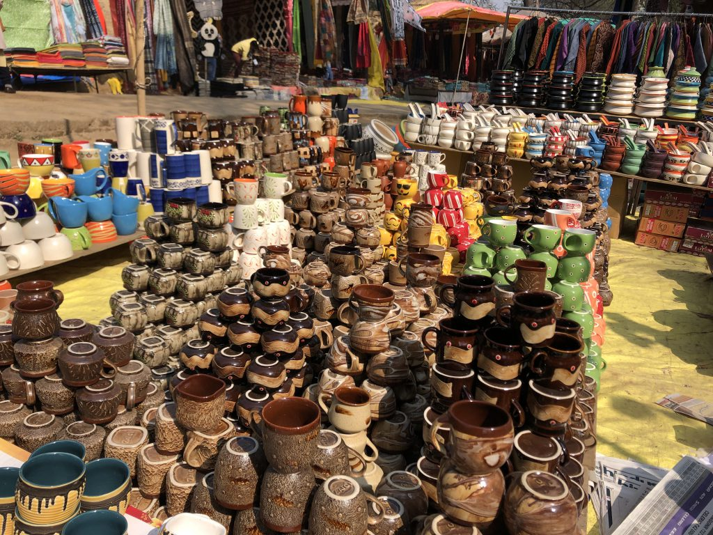 インド 陶器 メラ