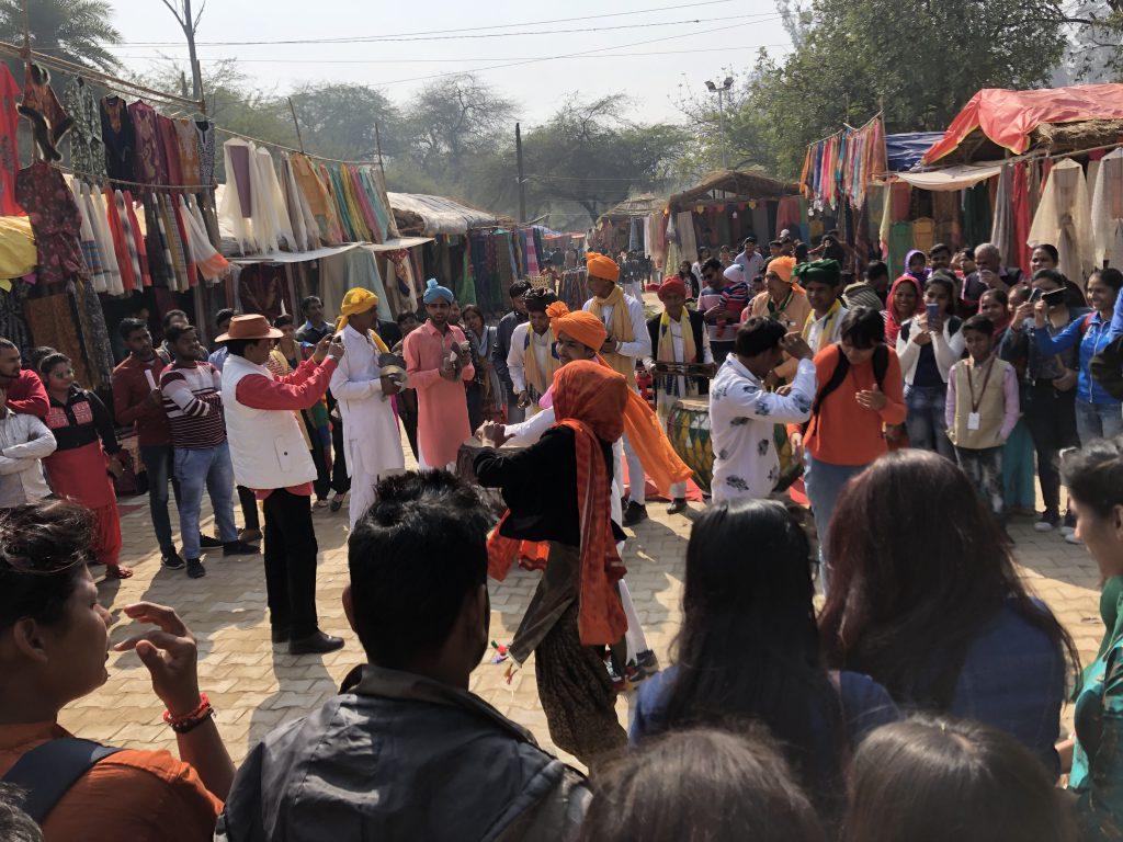 インド スーラジクンド メラ